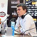 Andrés Sanchez atacou Benfica após negócio de Pedrinho