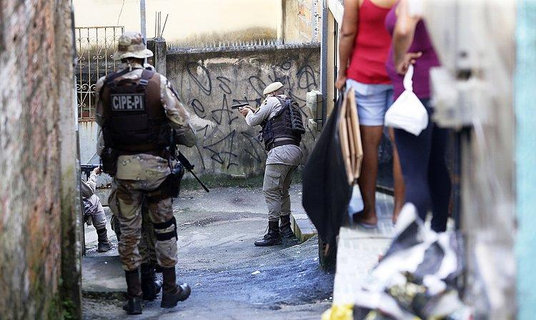 Mortes violentas crescem em Salvador e Região Metropolitana na quarentena