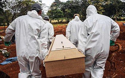 Bahia ultrapassa marca de 1 mil mortos pelo coronavírus