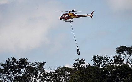 Ibama encontra três corpos durante inspeção no rio Paraopeba