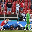 Eriksen teve mal súbito durante o jogo da Dinamarca contra a Finlândia na Eurocopa