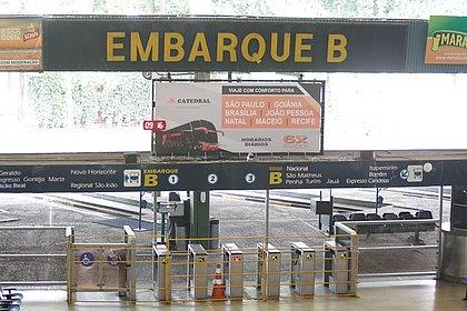 Bahia tem mais 17 cidades com transporte suspenso; total chega a 196
