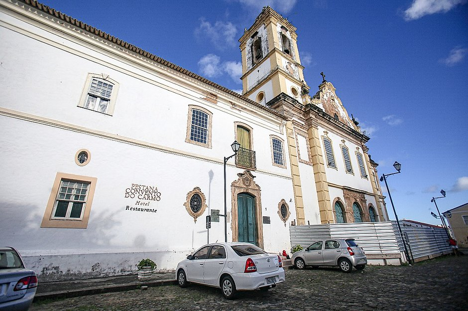 Hotel no Convento do Carmo funcionava há 15 anos