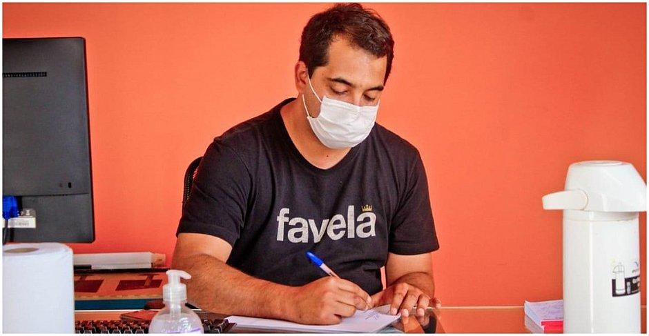 Dr. Fred é o único candidato a prefeito de Licínio de Almeida