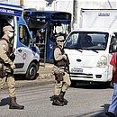 Policiamento da região foi reforçada após morte