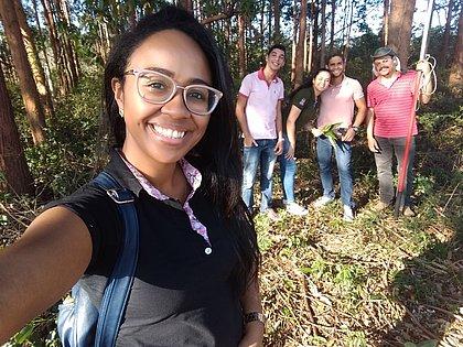 Cientista baiana descobre substituto de agrotóxico em folhas de eucalipto