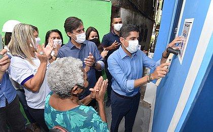 201 casas do Alto do Sobradinho, na Federação, serão reformadas