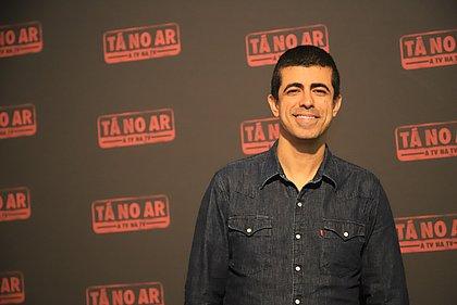 Marcius Melhem deixa chefia de humor da Globo e pede afastamento de 4 meses