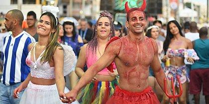 O Furdunço é uma das festas realizadas na Barra