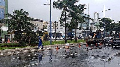 Trânsito será interditado na Avenida Oceânica nesta quinta-feira (5)