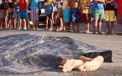 Bahia é o estado com mais mortes de homens entre 15 e 24 anos
