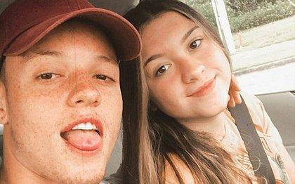 Filha de Gugu, Sofia Liberato assume namoro com foto nas redes sociais