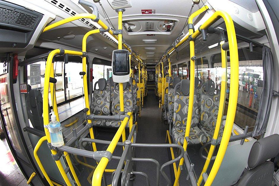 Ônibus elétricos começam a rodar de Pirajá até a Ilha de São João