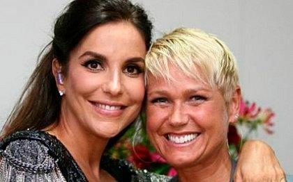 Xuxa relembra amizade com Ivete e diz que 'brincadeira' abalou a confiança
