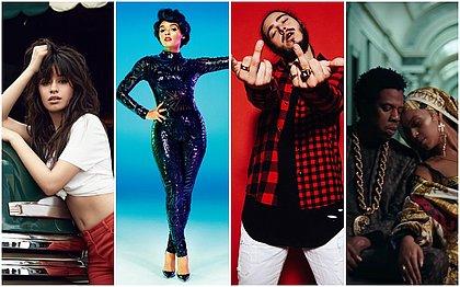 Confira lista dos indicados ao 61º Grammy Awards