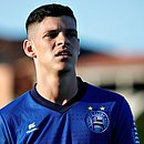 Contra o Goiás, Ronaldo pode ganhar a primeira chance como titular do Bahia