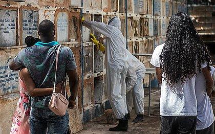 Bahia registra 102 mortes e 4.998 novos casos de covid em 24h