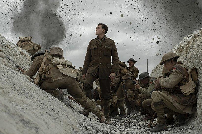 Vencedor do Globo de Ouro, épico da 1ª Guerra '1917' estreia nos cinemas