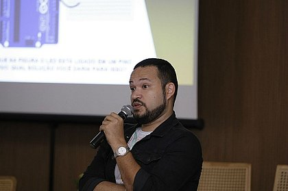 "Anderson Paulo da Silva: ""Programar é fácil"""