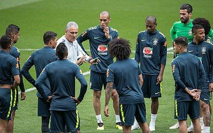 Seleção Brasileira ocupa a segunda posição no ranking, atrás da Alemanha