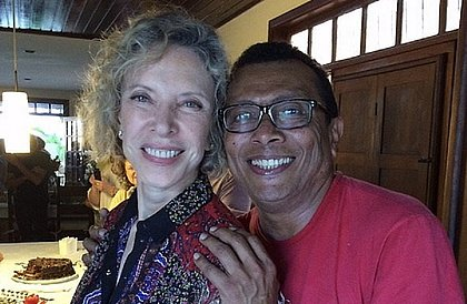 As aventuras da simpática Marília Gabi Gabriela na Bahia