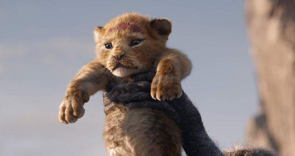 """Resultado de imagem para """"O Rei Leão"""" chega aos cinemas americanos nesta sexta-feira (19)"""