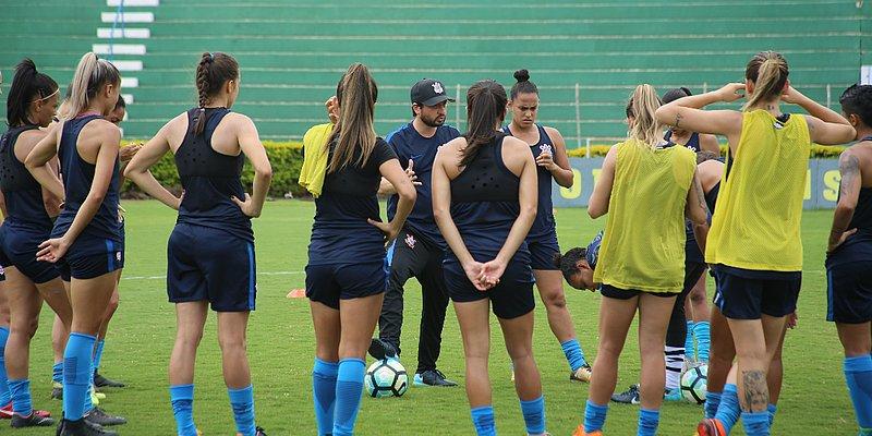 Corinthians e Rio Preto decidem o Campeonato Brasileiro feminino
