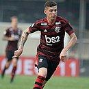 Ronaldo fez 13 partidas pelo Flamengo na temporada