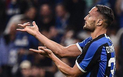 Inter de Milão vence a Lazio e segue 100% no Campeonato Italiano
