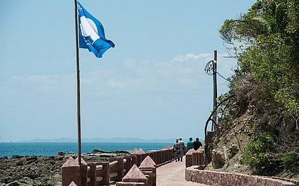 Depois de Guarajuba e Itacimirim, Ilha dos Frades tem Selo Bandeira Azul renovado