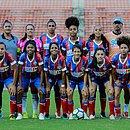 Bahia encerrou parceria com o Lusaca e vai ter time feminino próprio