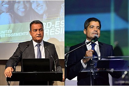 Ibope: veja como a população avalia ACM Neto e Rui Costa na Bahia