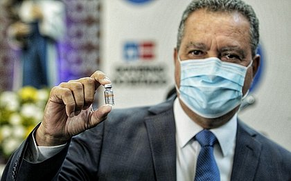 Bahia irá receber 18 pacientes de covid-19 vindos de Manaus, diz Rui Costa
