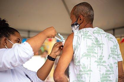 Vacinômetro: Bahia tem mais de 4,4 milhões de vacinados; Mais de 1,7 milhão com 2ª dose