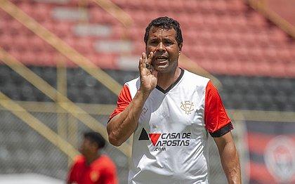 De olho nas quartas da Copa do Nordeste, técnico Rodrigo Chagas poupa atletas no Baiano