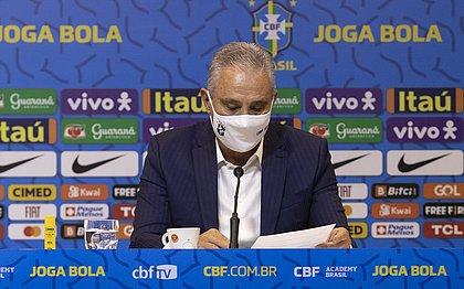 Tite convocou a Seleção Brasileira para os próximos jogos