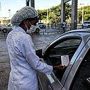 Profissionais de segurança e da limpeza começam a ser imunizados nesta terça-feira (18)