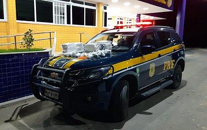 Casal é preso com 'supermaconha' e 31kg de cocaína em Vitória da Conquista
