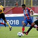 Ramires e Lucas Ribeiro se enfrentaram em novembro, pela Série A