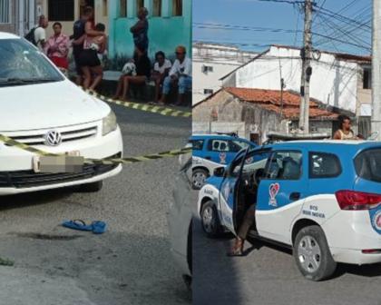 Policial é baleado em tentativa de assalto em Feira; um dos suspeitos foi morto pelo PM