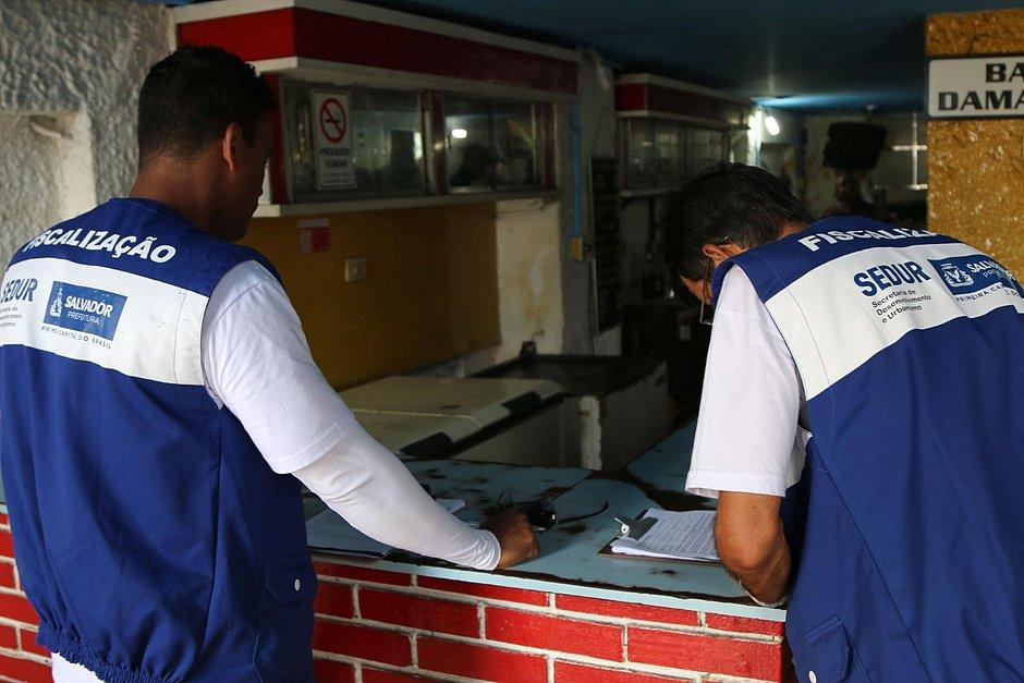 Coronavírus: força-tarefa da prefeitura vai fiscalizar cumprimento de decretos em Salvador