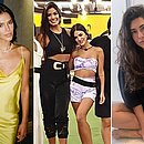 Marquezine, Ivy e Manu e Fernanda Paes Leme: atrizes reprovam amizade da cantora com a mineira