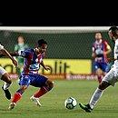 Bahia venceu o Grêmio em Pituaçu por 1x0