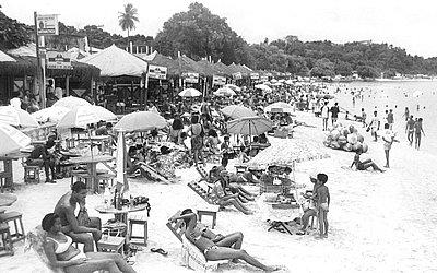 São Tomé de Paripe, em 1995