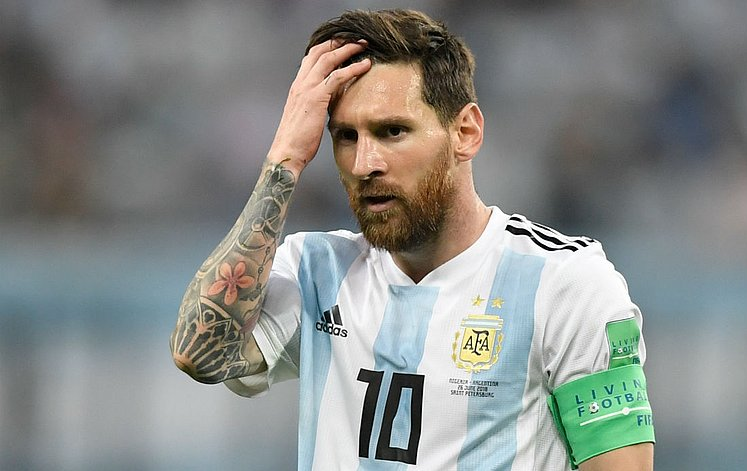 Técnico da Argentina não sabe se terá Messi na Copa América b5471b7896812
