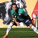 Guerra não está sendo utilizado no Palmeiras
