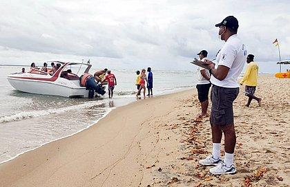 Marinha intercepta embarcações com eventos clandestinos em Salvador e Cairu