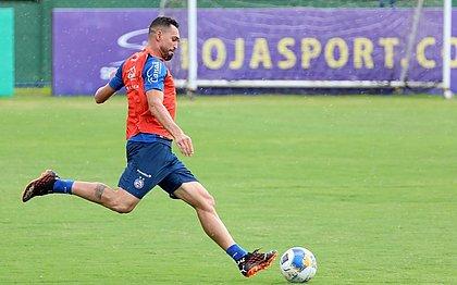 Gilberto irá completar 150 jogos com a camisa do Bahia