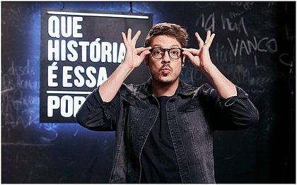 Fábio Porchat estreia novo programa na GNT