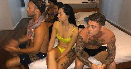 Turistas foram presos em orgia na Tailândia